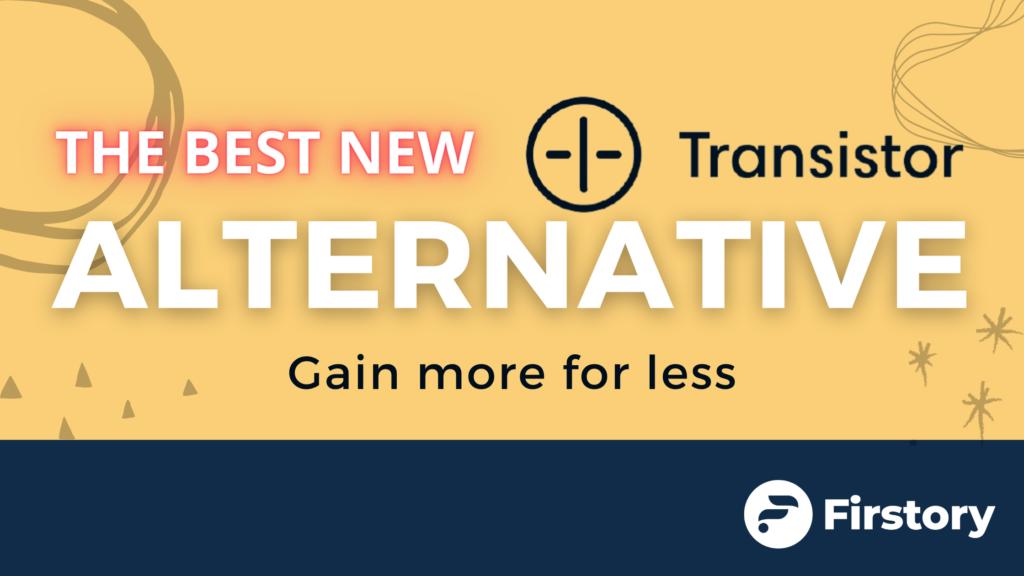 Firstory vs Transistor FM Podcast hosting reviews